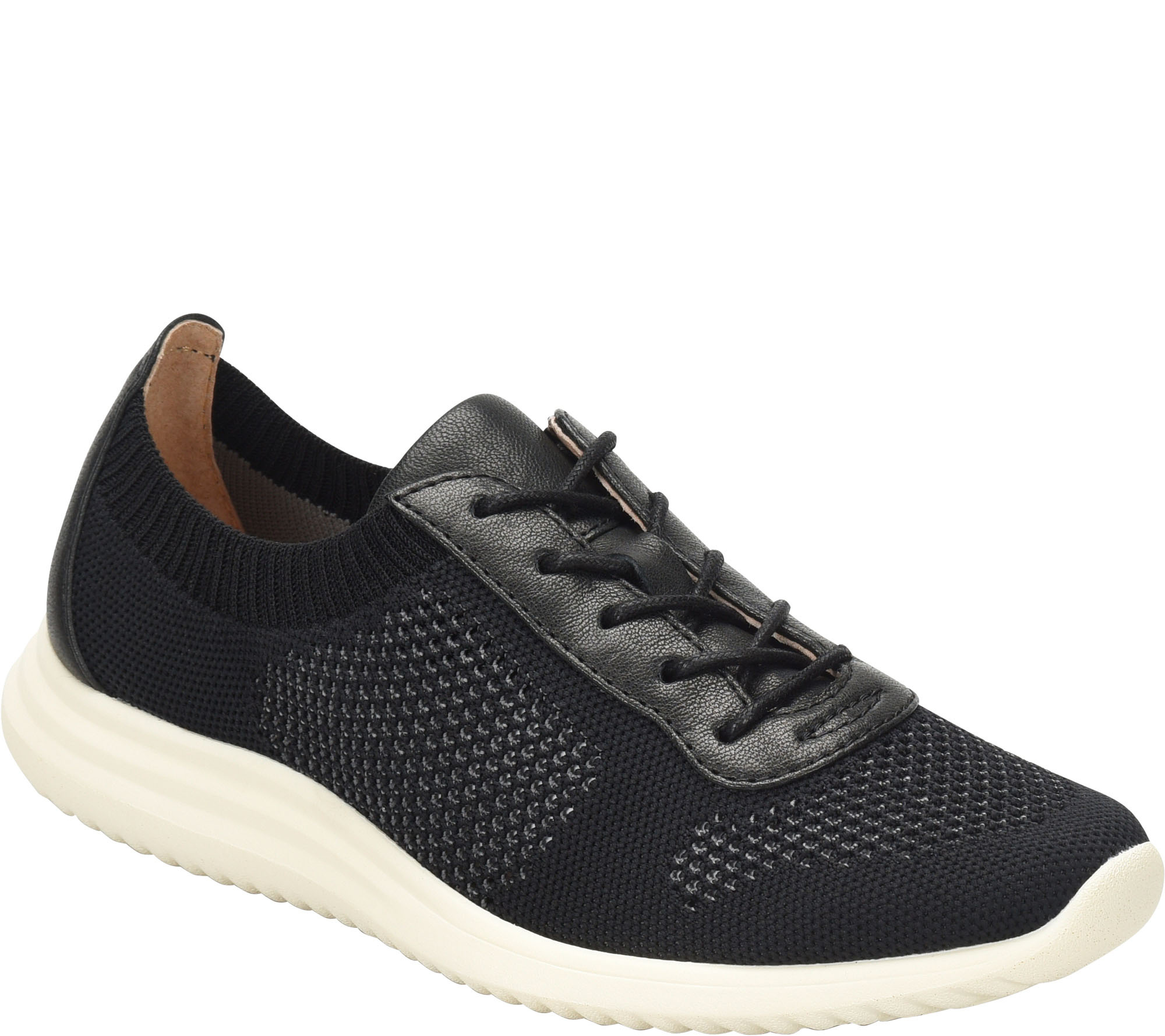 Sofft Knit Fabric Sneakers - Novella