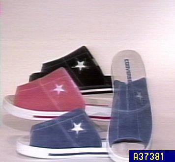 Converse Suede One Star Sandals — QVC.com 89a5b67fd