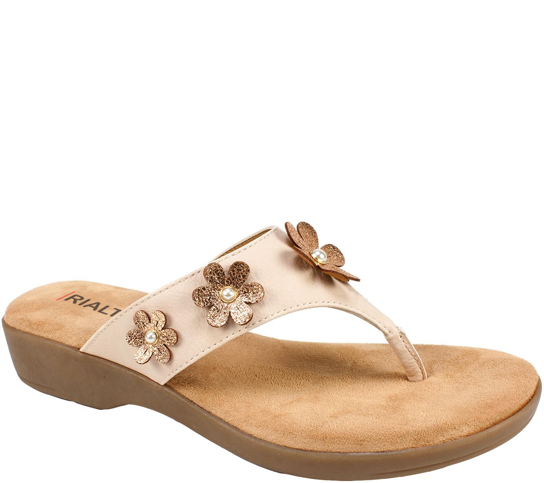 Rialto Thong Sandals - Bella