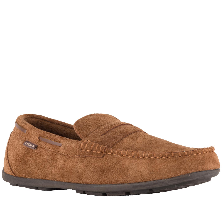 Lamo Men's Suede Loafers - Connor