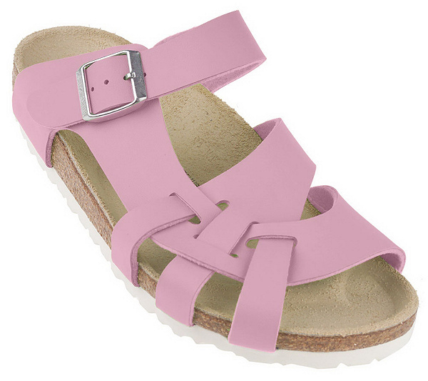 18c504517b9c Birkenstock Adjustable Curved Strap Comfort Sandal. product thumbnail. In  Stock