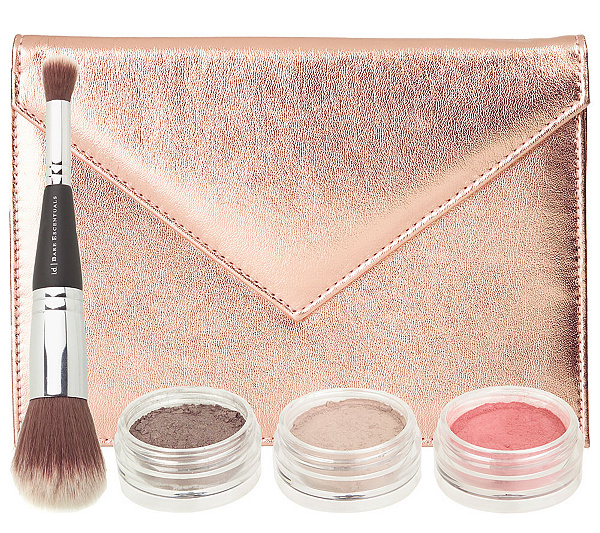 Bareminerals A Bare Affair 4 Piece Kit With Bag Page 1 Qvc