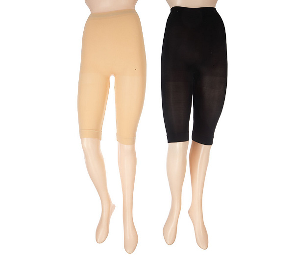 8870e6b0c9af4 Kymaro Set of 2 New Bottom Shaper Undergarments - Page 1 — QVC.com