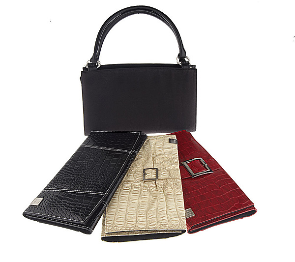 The Miche Bag With 3 Interchangeable Designer Shells