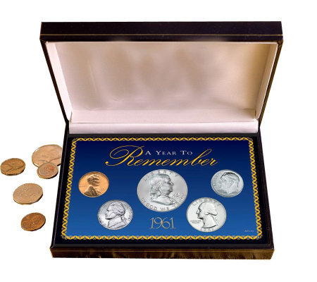 Year To Remember 1934 1964 Commemorative Coin Set