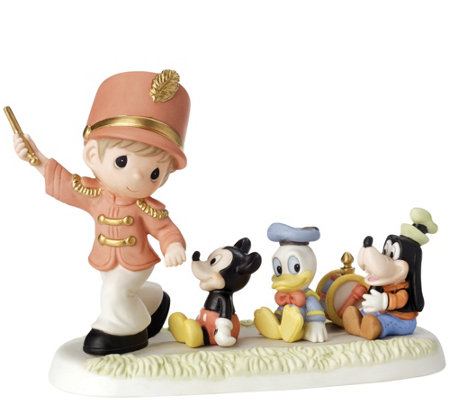 Precious Moments Disney Leader of the Band Figurine