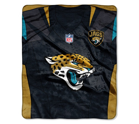"NFL 50"" x 60"" Jersey Raschel Throw by the Northwest Company"