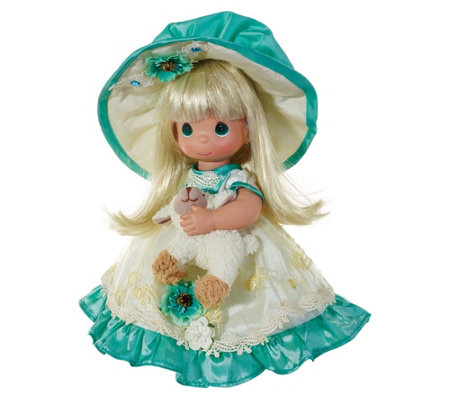 "12"" Precious Moments Always So Sweet Doll"