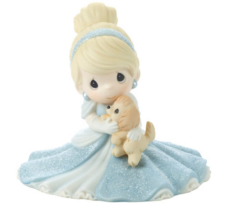 Precious Moments Disney Cinderella Figurine