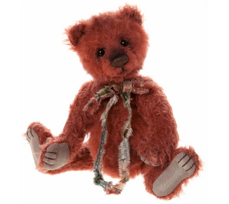 "Charlie Bears Collectible 7"" Doobey Minimo Bear"