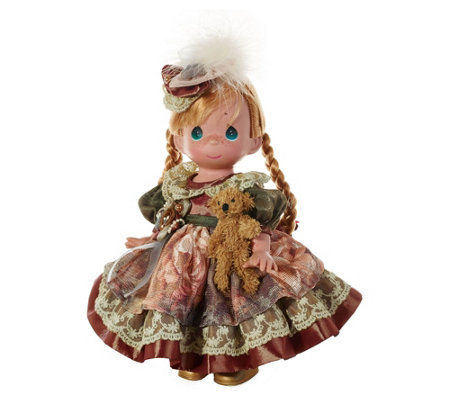"12"" Precious Moments You Are My Treasure Doll"