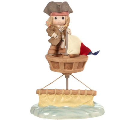 "Precious Moments Disney ""I'd Be Sunk Without You"" Figure"