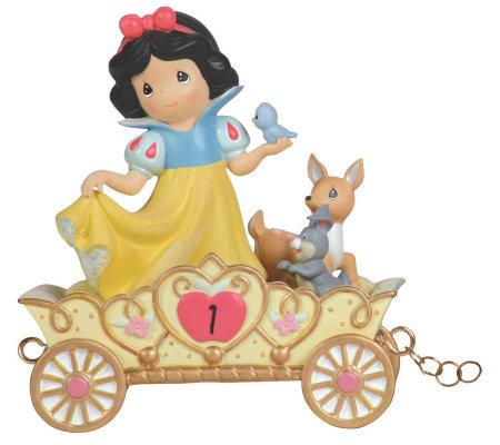 Precious Moments Disney Birthday Parade Snow White Age 1