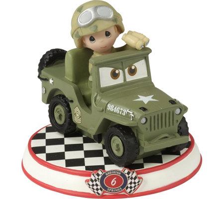 "Disney ""Sarge"" Figurine by Precious Moments"