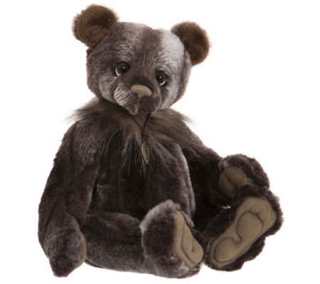 Charlie Bears Collectible Gary Plush Bear