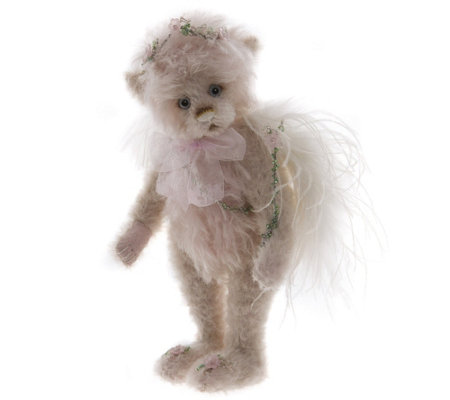 Charlie Bears Numbered Limited Edition Mohair Bear Tooth Fairy