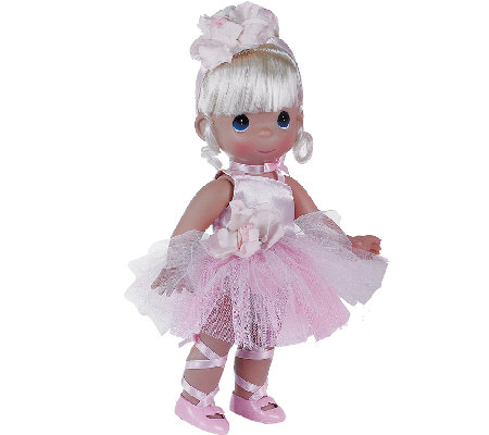 Precious Moments Ballerina Bliss Doll