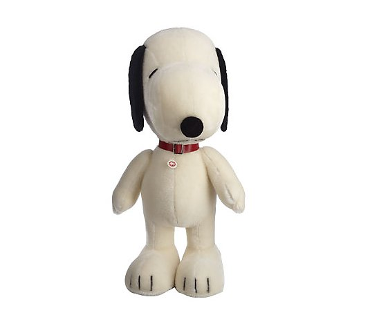 "Steiff ""Snoopy"" Limited Edition 40-inch Giant Mohair Dog"