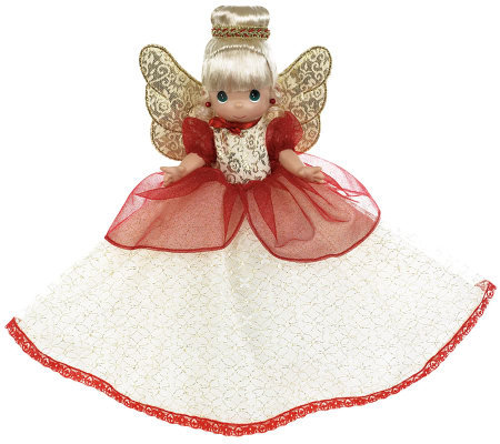 Precious Moments Christmas Blessings to You Vinyl Tree Topper