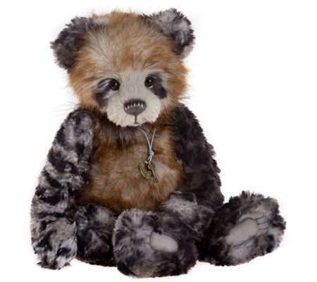 "Charlie Bears Collectible 15"" Tatum Bear"