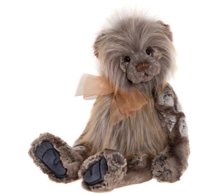 "Charlie Bears Collectible 19"" Trudy Bear"