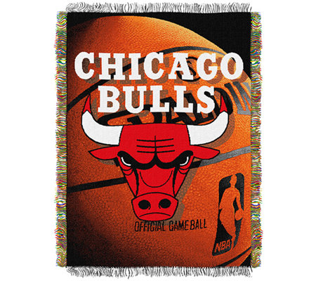 Nba 48 X 60 Photo Real Woven Throw By The Northwest Company