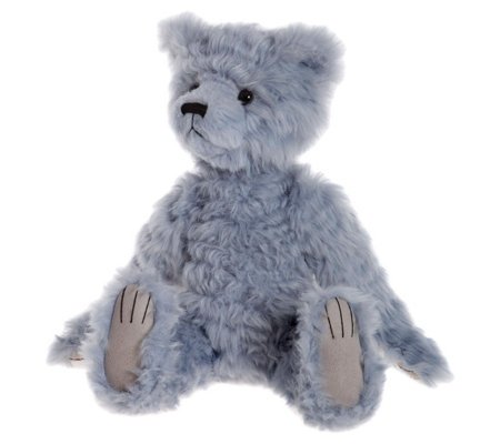 "Charlie Bears Collectible 13"" Nellie Plush Bear"