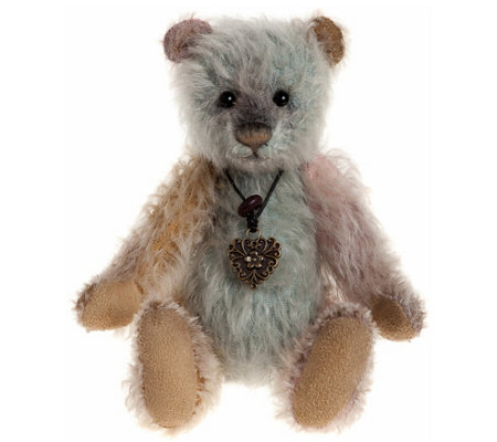 "Charlie Bears Collectible 6"" Minimo Bear"