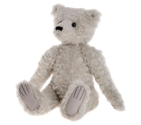 "Charlie Bears Collectible 17"" Margot Plush Bear"
