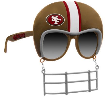 710db9b5 RICO NFL Novelty Sunglasses — QVC.com