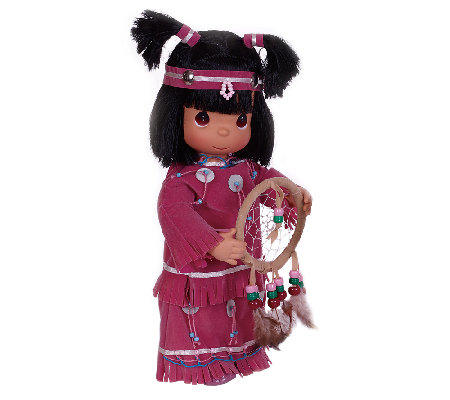 Precious Moments Autumn Dreams Doll