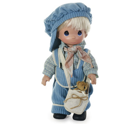 Precious Moments Boys Will be Boys Doll