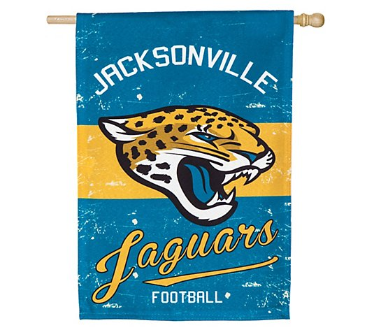 Team Sports America NFL Vintage Linen House Flag