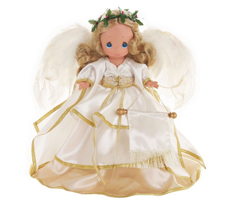 "12"" Precious Moments Glory on High Treetopper"