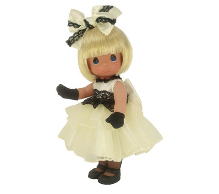 "Precious Moments 12"" Elegantly Yours Doll"