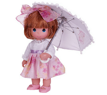 Precious Moments Shower Me with Love Doll