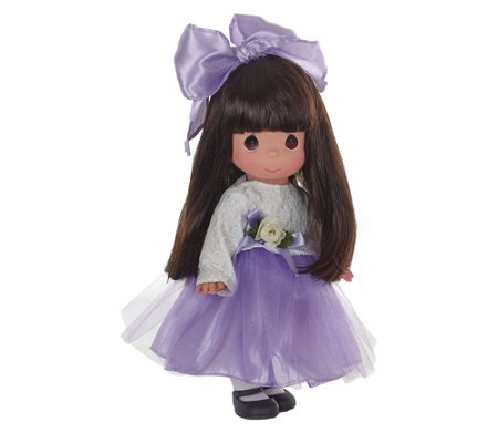 "12"" Precious Moments Lovely in Lace Doll"