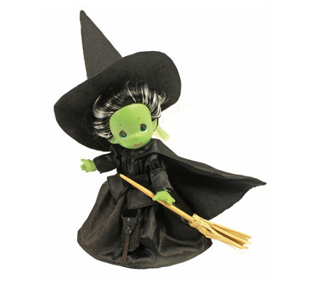 Precious Moments Wizard Of Oz Wicked Witch Of The West Doll