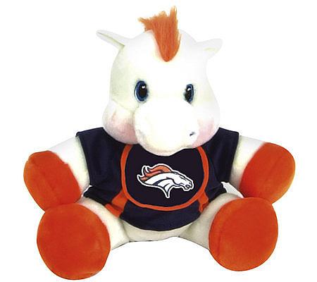 Nfl Denver Broncos 60 Inch Plush Mascot Qvc Com