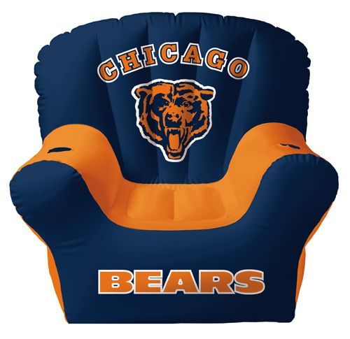 sc 1 st  QVC.com & Chicago Bears Inflatable Chair with two drink holders u2014 QVC.com