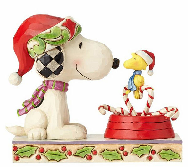 in stock - Christmas Snoopy
