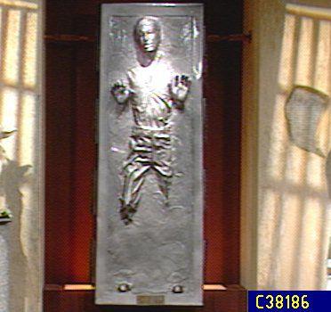 Ltd. Edition Han Solo In Carbonite Prop Replica U2014 QVC.com