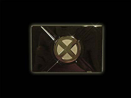 X Men Belt Buckle Qvc
