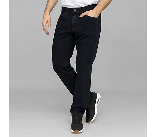 CLUB OF COMFORT® Jeanshose John 7-Pocket-Style gerades Bein 360°Stretch