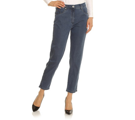 RAPHAELA by BRAX 7/8-Jeans Carin sehr elastisch 5-Pocket-Style Comfort Plus