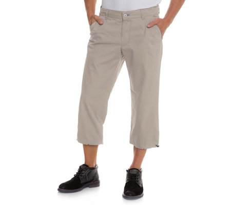 CLUB OF COMFORT® Herrenhose Frodo Chino Style Coolmax®-Beschichtung 7/8-Länge