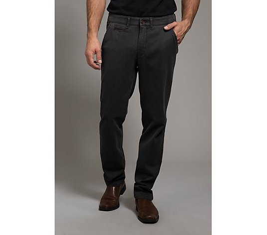 CLUB OF COMFORT® Herrenhose Garvey Chino High-Stretch regular fit