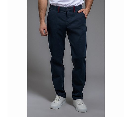 CLUB OF COMFORT® Herrenhose Carno Chino Thermolite® comfort fit