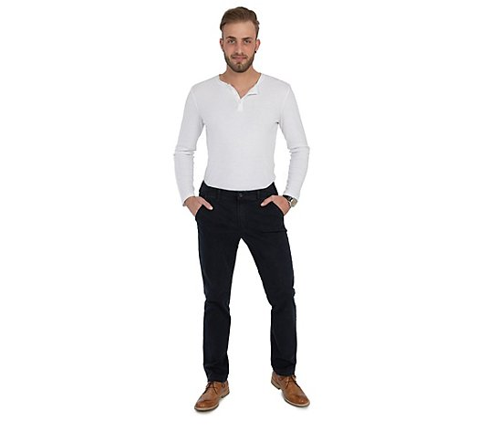 CLUB OF COMFORT® Herrenjeans Garvey Chino hochelastisch regular fit