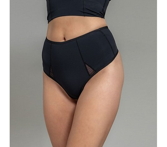 LITTLE ROSE SHAPEWEAR String Mesheinsatz figurformend